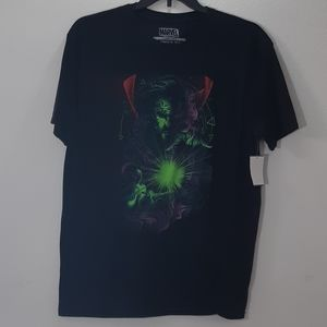 MARVEL Dr Strange black t shirt XL